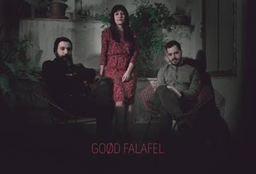 "E' uscito su YouTube il videoclip di ""Hide"", del trio palermitano Goød Falafel, brano che anticipa il primo Lp ""You On The Other Hand"""