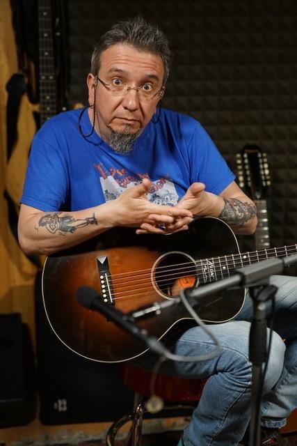 I 40 anni in Blues di Max De Bernardi venerdì 9 novembre allo Spazio Teatro 89 di Milano