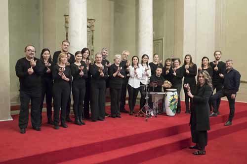 Il Canto dei Segni alla Sala Corelli del Teatro Alighieri di Ravenna