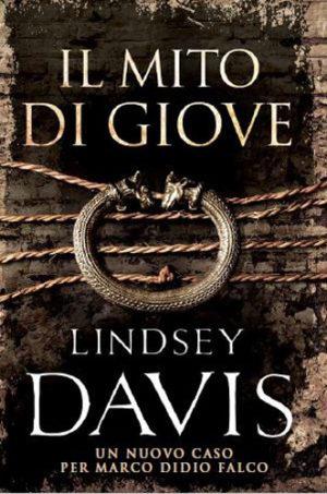 Lindsey Davis a Roma per la presentazione del libro 'Il mito di Giove'