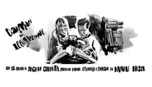 """Gli 11 brani dell'album """"Segale Cornuta"""" di Darman prendono forma attraverso le illustrazioni dell'artista Daniele Nessi"""