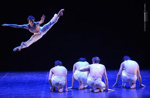Mediterranea, lavoro in danza di Mauro Bigonzetti a Civitavecchia