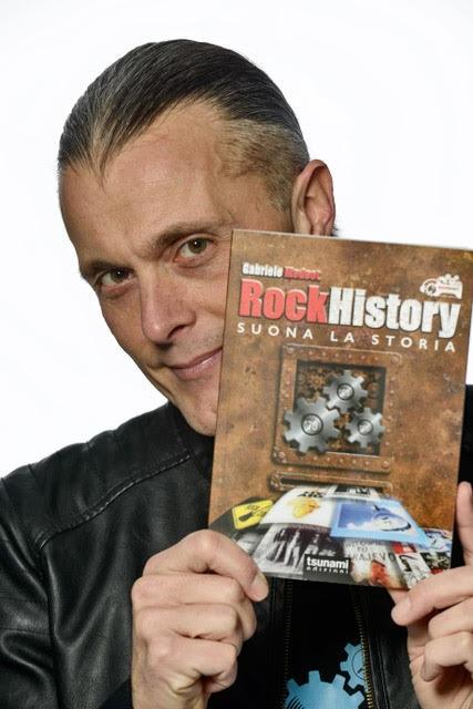 """""""Rock History"""" spettacolo con racconti su miti e leggende della storia del rock"""