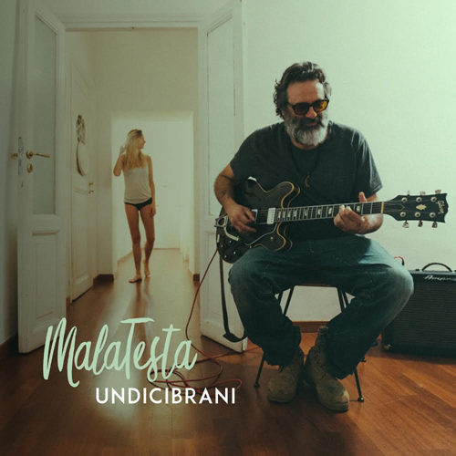 """Stefano Malatesta """"Undicibrani' """" il nuovo album. La presentazione """"live"""" all'Alcazar di Roma"""
