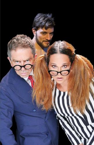 Carta straccia, lo spettacolo in scena all'OFF/OFF Theatre di Roma