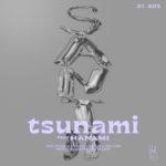 """SANTII: torna con il nuovo singolo """"Tsunami"""" feat. Hanami, primo episodio della seconda stagione """"S02""""!"""