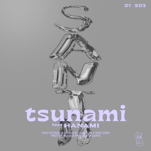 """SANTII: torna con il nuovo singolo """"Tsunami"""" feat. Hanami, primo episodio della seconda stagione"""