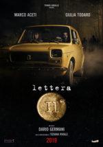 """Tonino Abballe e Dario Germani sul Set del Film """"Lettera H"""" con Giulia Todaro e Marco Aceti"""