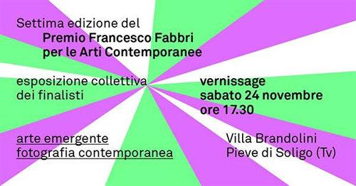 Vernissage del Premio Fabbri per le Arti contemporanee e premiazione