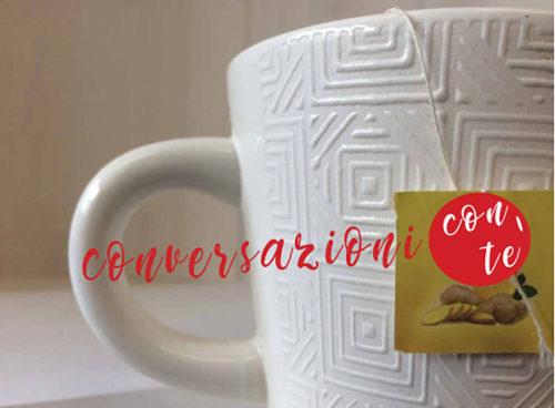 """Doppio appuntamento per """"Conversazioni con tè': foliage e scrittura biografica"""