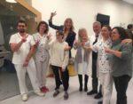 """SOLETERRE: consegnate al reparto di Oncoematologia Pediatrica dell'Ospedale San Matteo di Pavia le """"Divise di Chiara"""""""