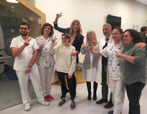 SOLETERRE: consegnate al reparto di Oncoematologia Pediatrica dell'Ospedale San Matteo di Pavia le