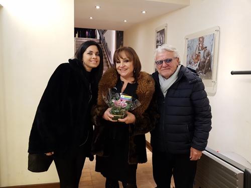 Emozioni e ricordi alla Sala Treviper l'omaggio all'attrice Adriana Russo e ai suoi successi tra cinema, teatro, fiction