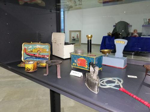 Giocattoli d'epoca in mostra al Museo Nazionale Archeologico della Sibaritide fino al 31 gennaio 2019