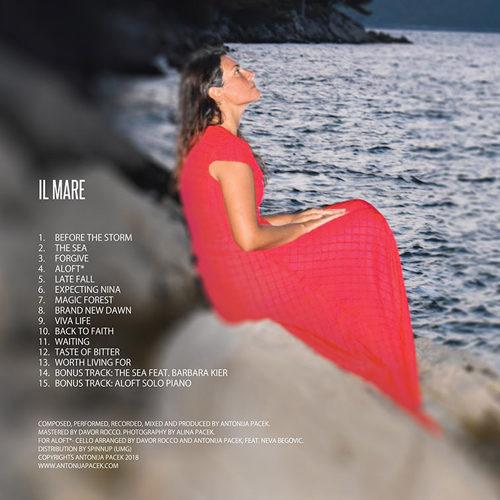 Il Mare, esce il 7 dicembre il nuovo album di Antonija Pacek