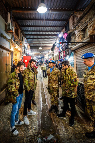 Il Volo, in onda su Rai 1 lo speciale music movie girato durante il viaggio dei tre artisti presso la base Unifil di Tiro, per sostenere le truppe italiane in missione di pace!