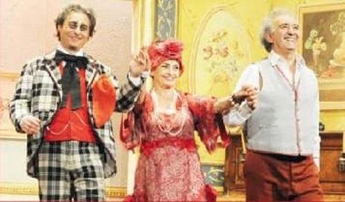 """""""L'amico di papà"""" debutta al Teatro delle Muse di Roma"""