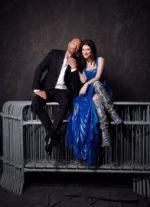 Laura Pausini e Biagio Antonacci domenica ospiti di Fabio Fazio a Che tempo che fa