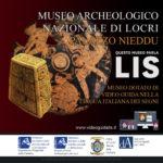 Un giorno all'anno tutto l'anno al Museo Archeologico Nazionale di Palazzo Nieddu Del Rio Locri