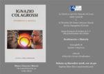 Sentimento e materia, la Monografia di Ignazio Colagrossi. La presentazione al Museo Manzù di Ardea
