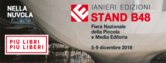 Novità e anteprime Ianieri Edizioni a Più libri più liberi 2018