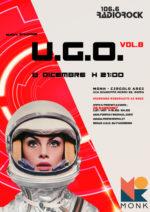 UGO Vol.8 al Monk collettivo di satira al femminile