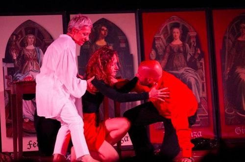 """""""Vivi per amore"""", lo spettacolo in scena allo Spazio Teatro 89 di Milano"""