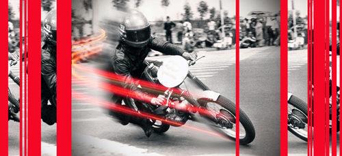 Arte meccanica in mostra. 95 anni di motociclismo romeno in dialogo con Ducati Bande Rosse