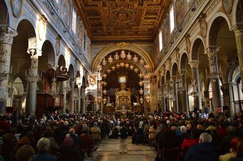 Grande Concerto di Santo Stefano all'Ara Coeli di Roma. Al via la 22ma edizione con Hypertext O'rchestra di Luigi Cinque