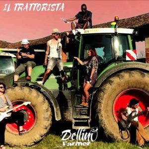 """""""Il trattorista"""" secondo singolo estratto e seconda anticipazione di """"The Best-Ia"""" – Il best of 2008-2018 di Dellino Farmer"""