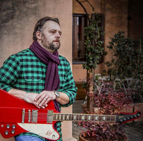 It's only folk rock. Cesare Carugi in concerto allo Spazio Teatro 89 di Milano
