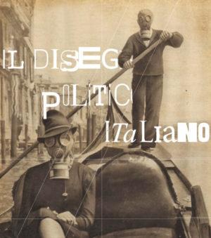 Il disegno politico italiano, la mostra alla Galleria A plus A di Venezia