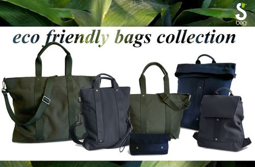 """Nasce """"S bag"""", il nuovo marchio by Smemoranda in difesa dell'ambiente – disegnato da Nava Design"""