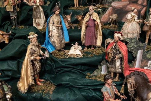 Presepi genovesi del Settecento dal Museo Giannettino Luxoro