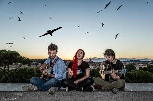 Abc Positive a Casa Sanremo. La band porta il suo ottimismo e determinazione a combattere anche gli ostacoli più feroci alle porte dell'Ariston