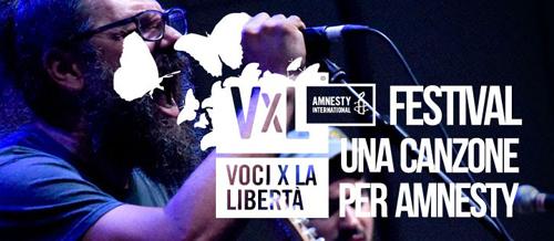 Al via i Premi Amnesty 2019 per le migliori canzoni sui diritti umani