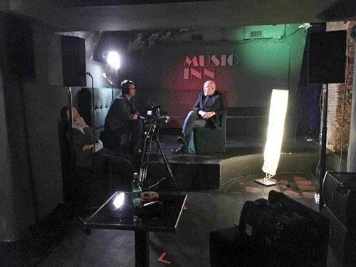 Alla Casa del Cinema di Roma il film sulla storia del Music Inn: Cocktail Bar