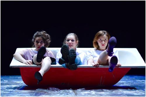 Apnea. La più giovane delle Parche in scena al Roma Fringe Festival