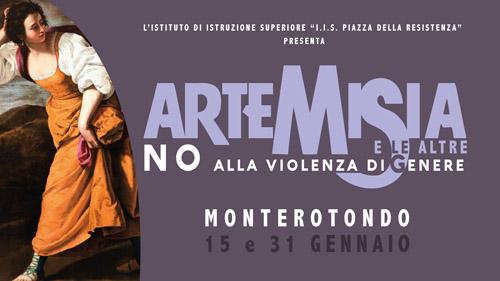 Artemisia e le altre – la prima giornata di incontri a Monterotondo
