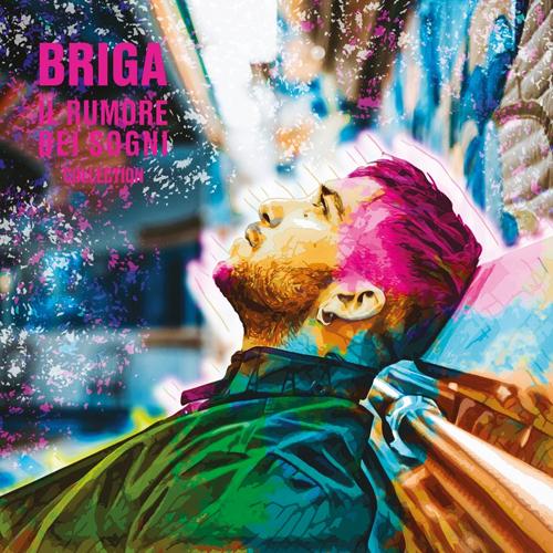 """Briga """"Il rumore dei sogni"""" doppio album in tutti i negozi e digital store contiene """"Un po' come la vita"""" in duetto con Patty Pravo"""