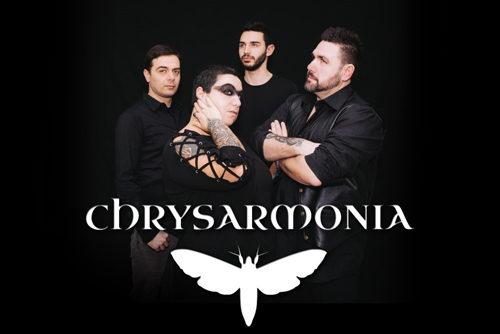 """E' uscito """"Metamorphosis"""", l'EP di debutto dei Chrysarmonia"""