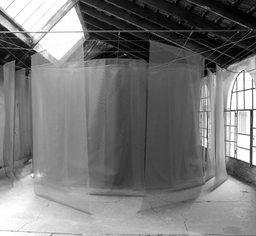 pulsazione#1 ECO, l'installazione performativa di Emilio Fantin alla Casa dei Risvegli Luca De Nigris di Bologna