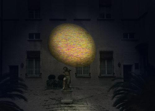 EosEco, l'opera di Giorgio Bevignani in mostra a Palazzo Zambeccari di Bologna