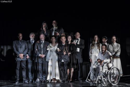 Famiglia, lo spettacolo di Valentina Esposito al Teatro India di Roma