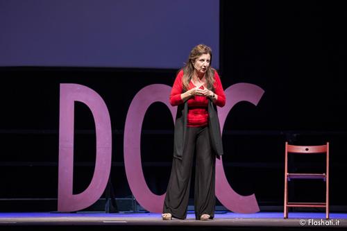 """Francesca Reggiani in """"Doc Donne di Origine Controllata"""" al Teatro comunale """"La Fenice"""" di Arsoli"""