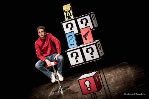 It's app to you arriva al Teatro Traiano di Civitavecchia