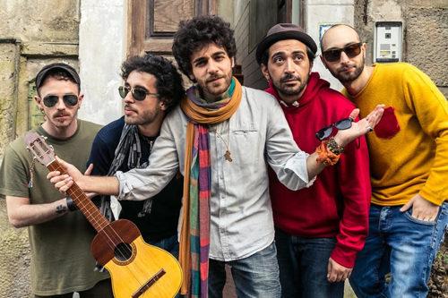 La Maschera live al Wishlist Club di Roma venerdì 18 gennaio 2019