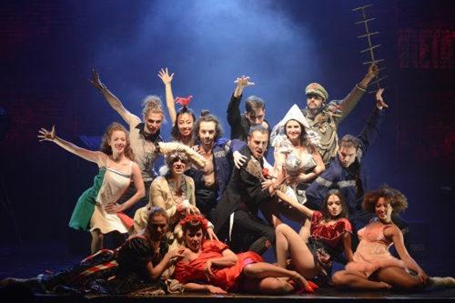 Le Musichall in tour. Uno spettacolo sfacciatamente divertente di Arturo Brachetti dal 10 al 20 gennaio al Teatro Vittoria di Roma