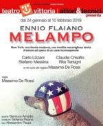 Melampo, lo spettacolo di Ennio Flaiano in scena al Teatro Vittoria di Roma dal 24 gennaio al 10 febbraio