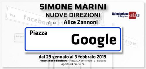 Nell'ambito dell'art week: l'Autostazione di Bologna ospita l'installazione di Simone Marini a cura di Alice Zannoni